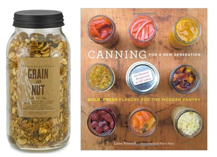 Jars & Canning