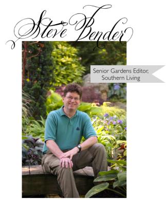 Steve Bender Southern Living